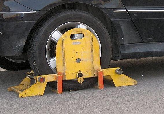 Notoire foutparkeerders krijgen vanaf volgend jaar wielklem
