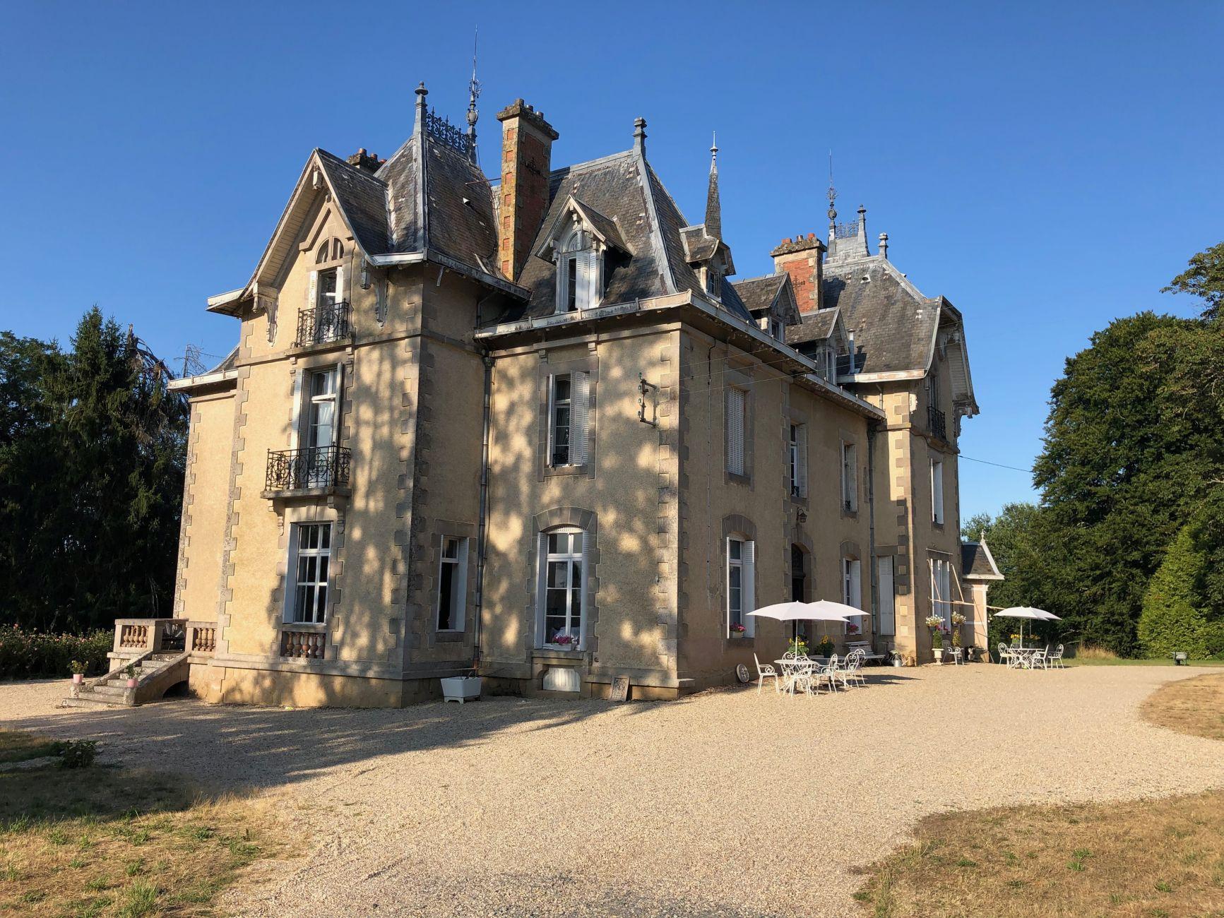De vakantiegroeten van...Chateau Marillaux