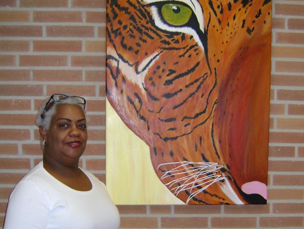 Tia Sprott exposeert in het Zonnehuis