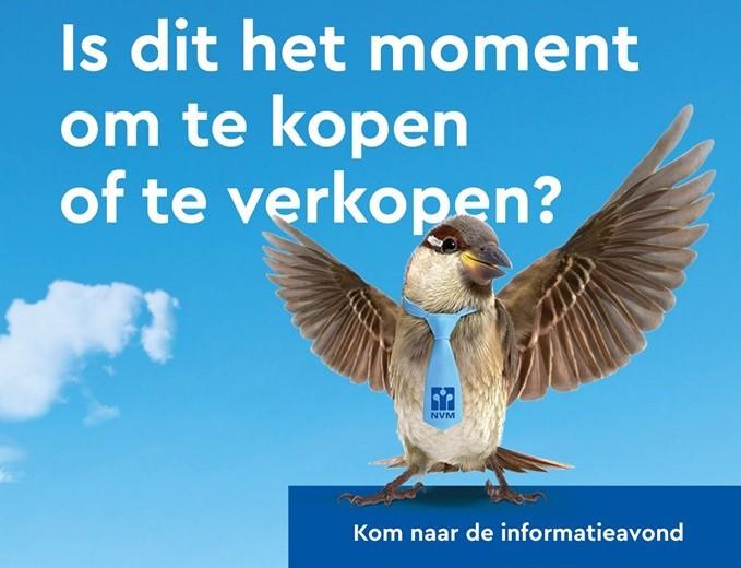 NVM-informatieavond 'Is dit het moment?'