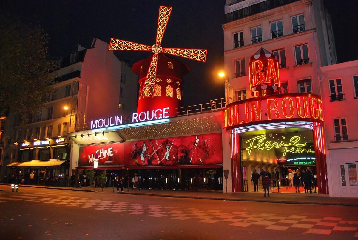 Vlaardingse molen omgedoopt tot Parijse club