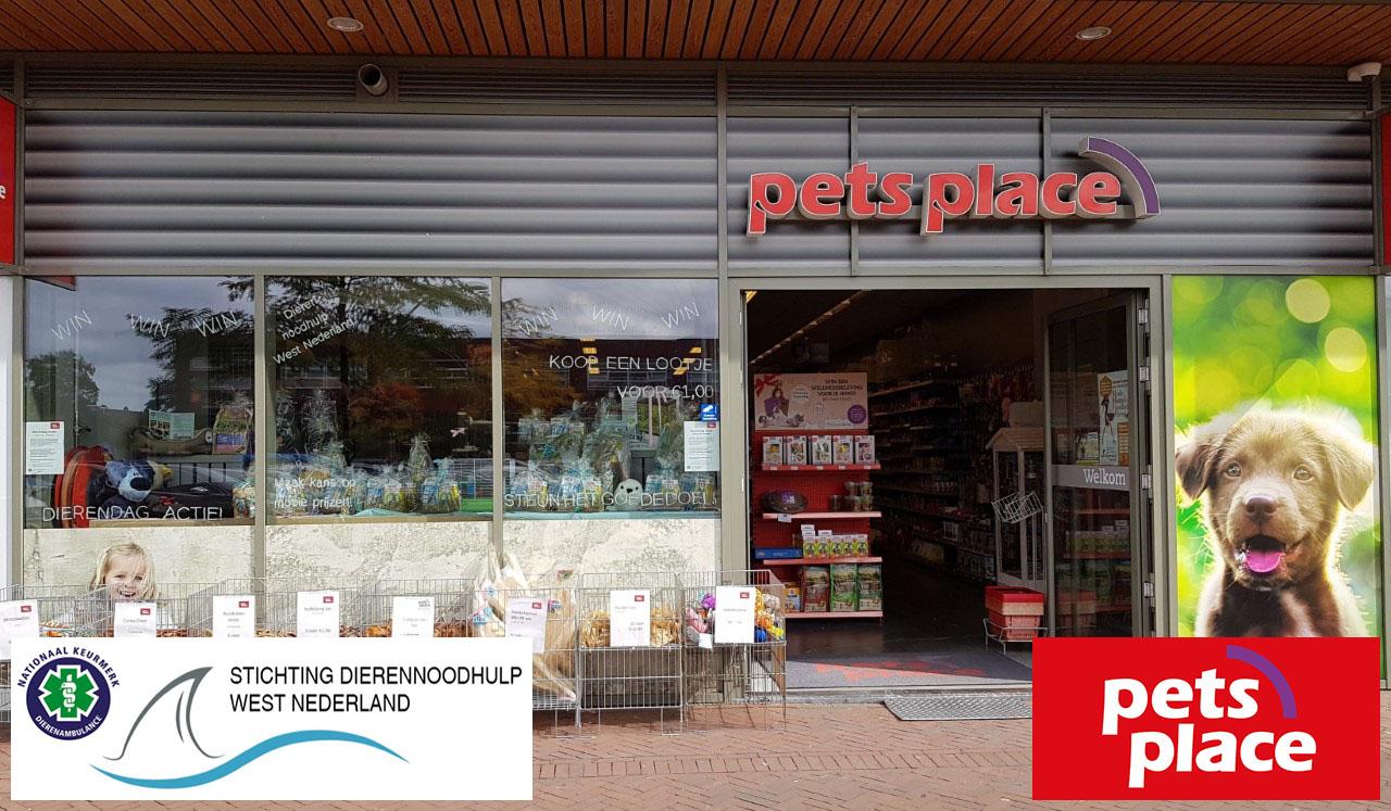 Maak kans op mooie prijzen bij Pets Place!