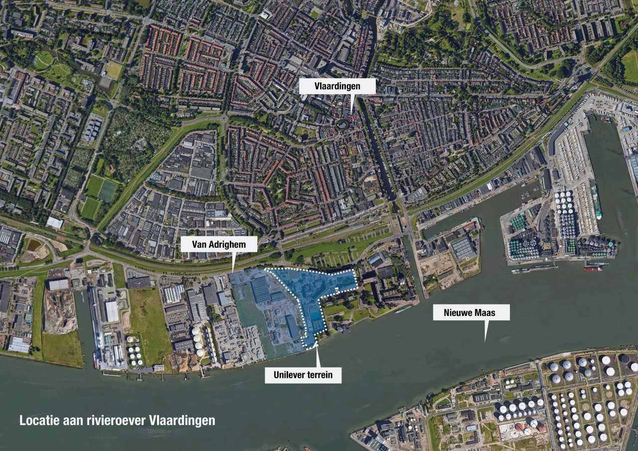 Woningbouw Unileverterrein binnen twee jaar mogelijk