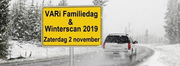 VARI klaar voor Family & Winterscandag!