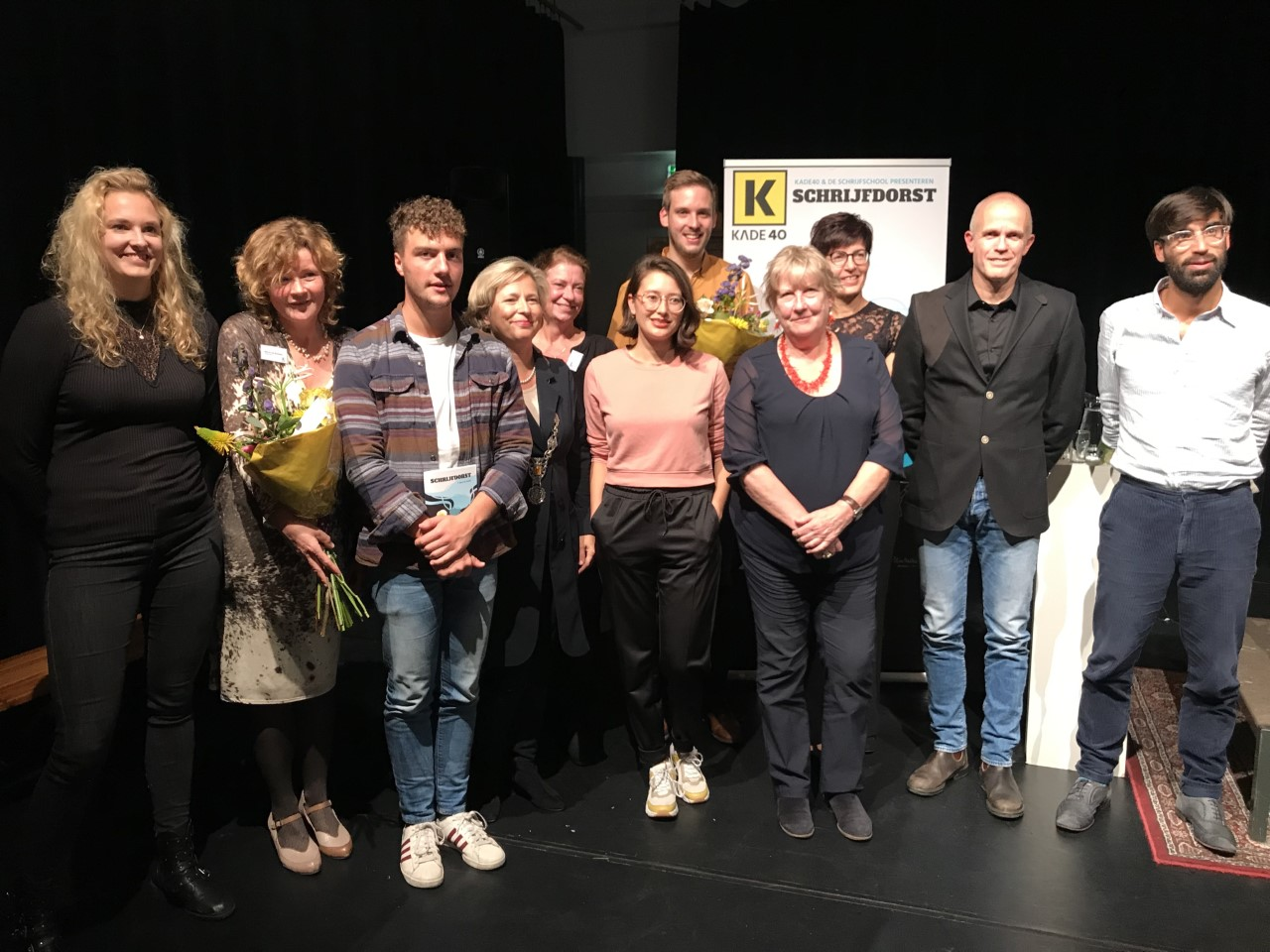 Vlaming en Gelderse winnen Vlaardingse schrijfwedstrijd