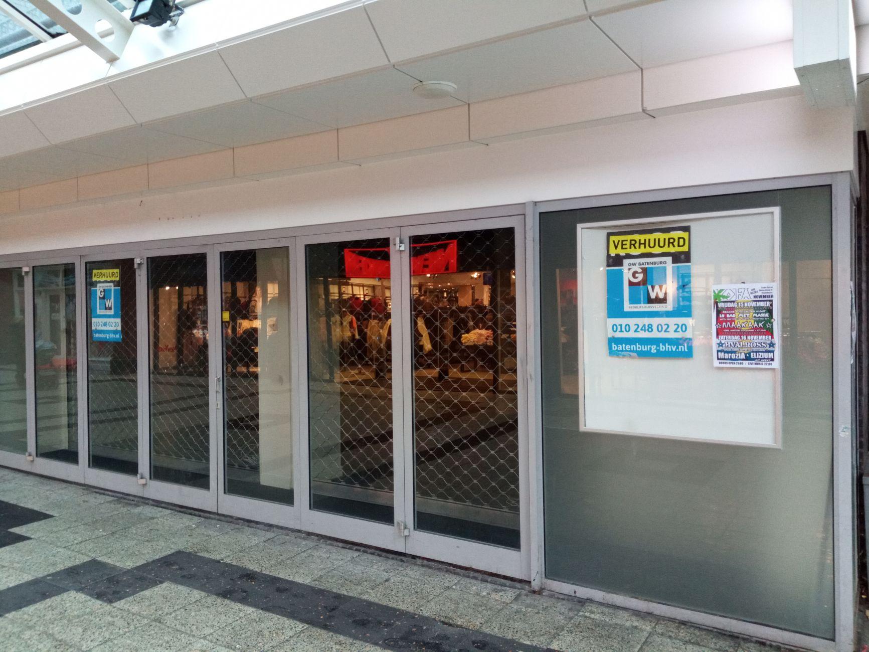 Beweging in het centrum: nieuwe huurders voor lege winkels!