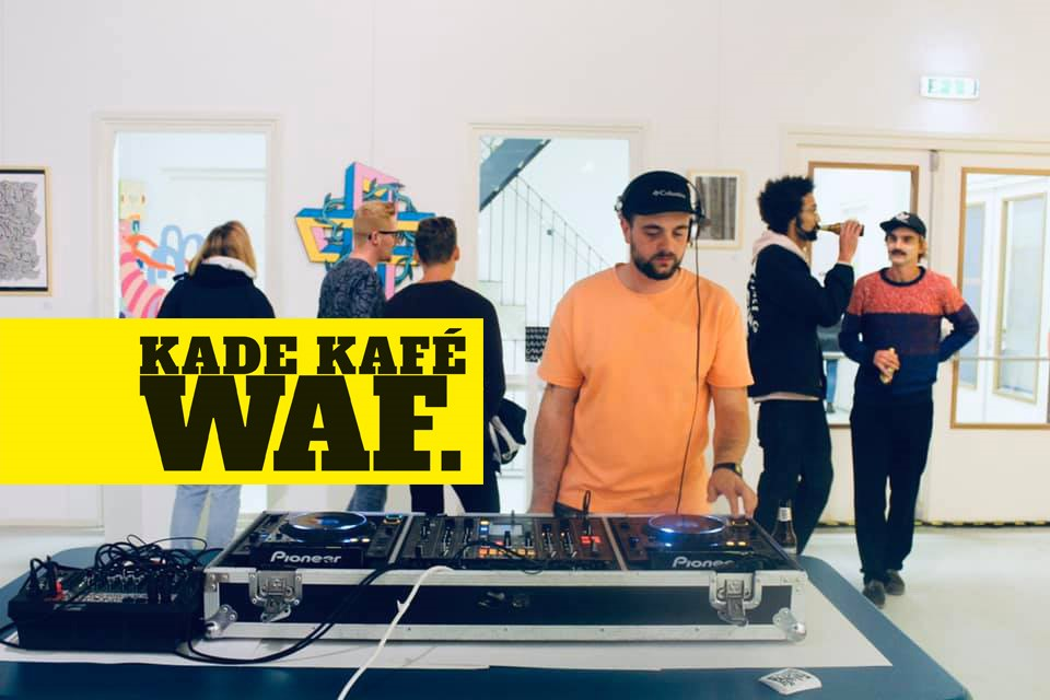 Winterse editie KADE KAFÉ: Winter Art Fest