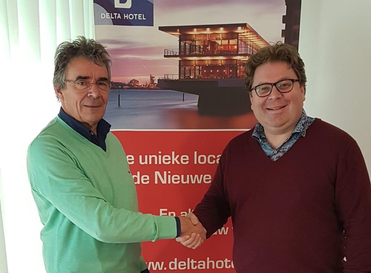 Delta Hotel en VFC verlengen sponsorcontract voor onbepaalde tijd