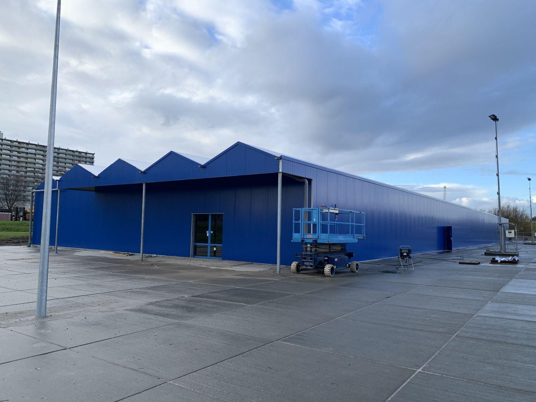 Hoogvliet Vlaardingen opent 'tijdelijke supermarkt'
