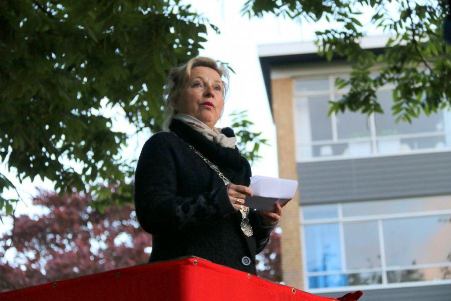 CU/SGP wil snel uitleg over vertrek burgemeester
