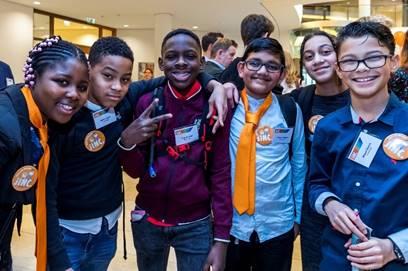 JINC bereikt 1000steleerling in Schiedam en Vlaardingen