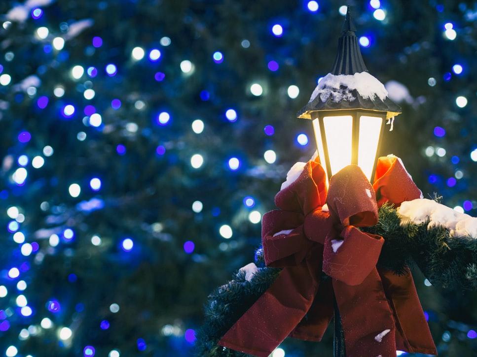 Ontspannen de decembermaand in