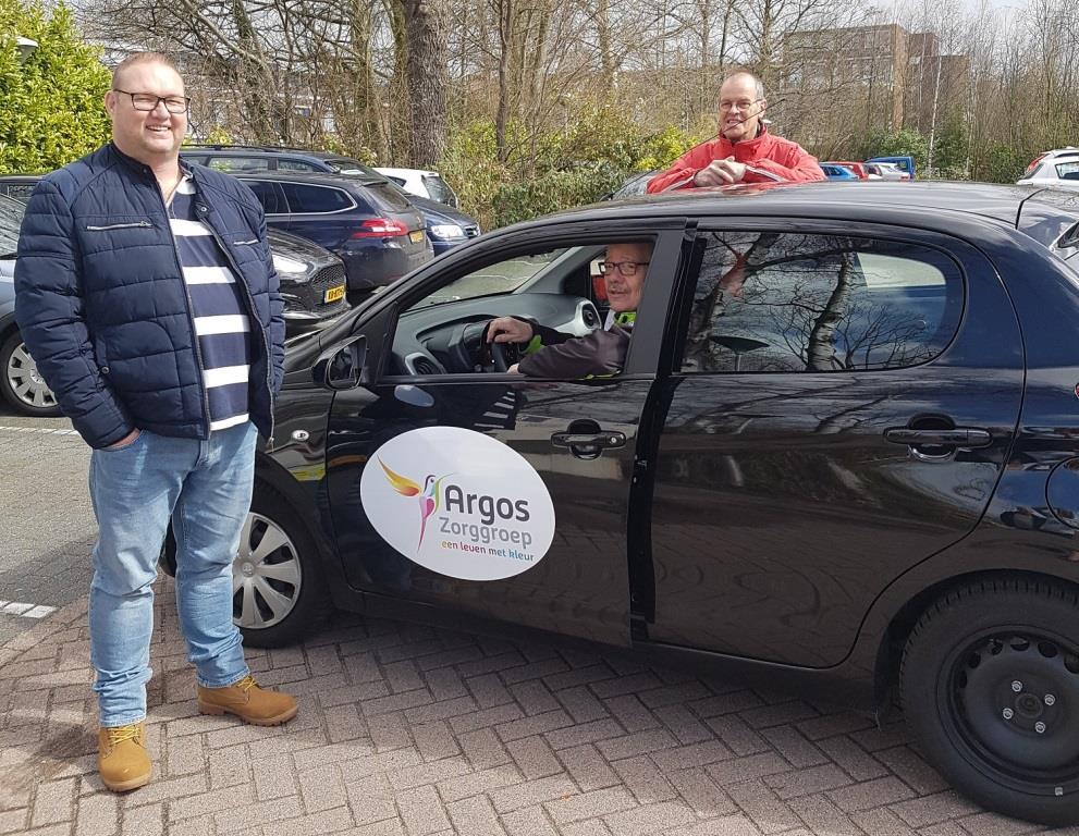 Argos Mobiel wacht nog op goedkeuring subsidie