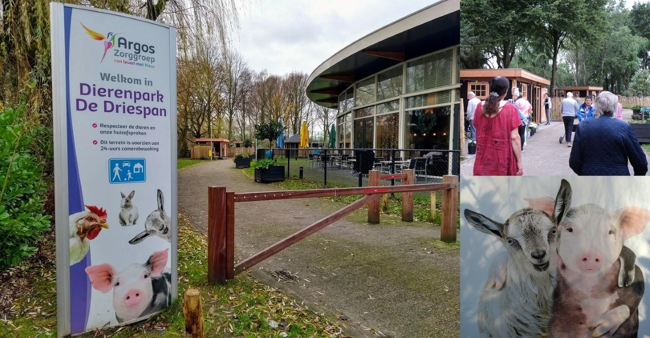 Help Dierenpark De Driespan bij DrieMaasStede vooruit!
