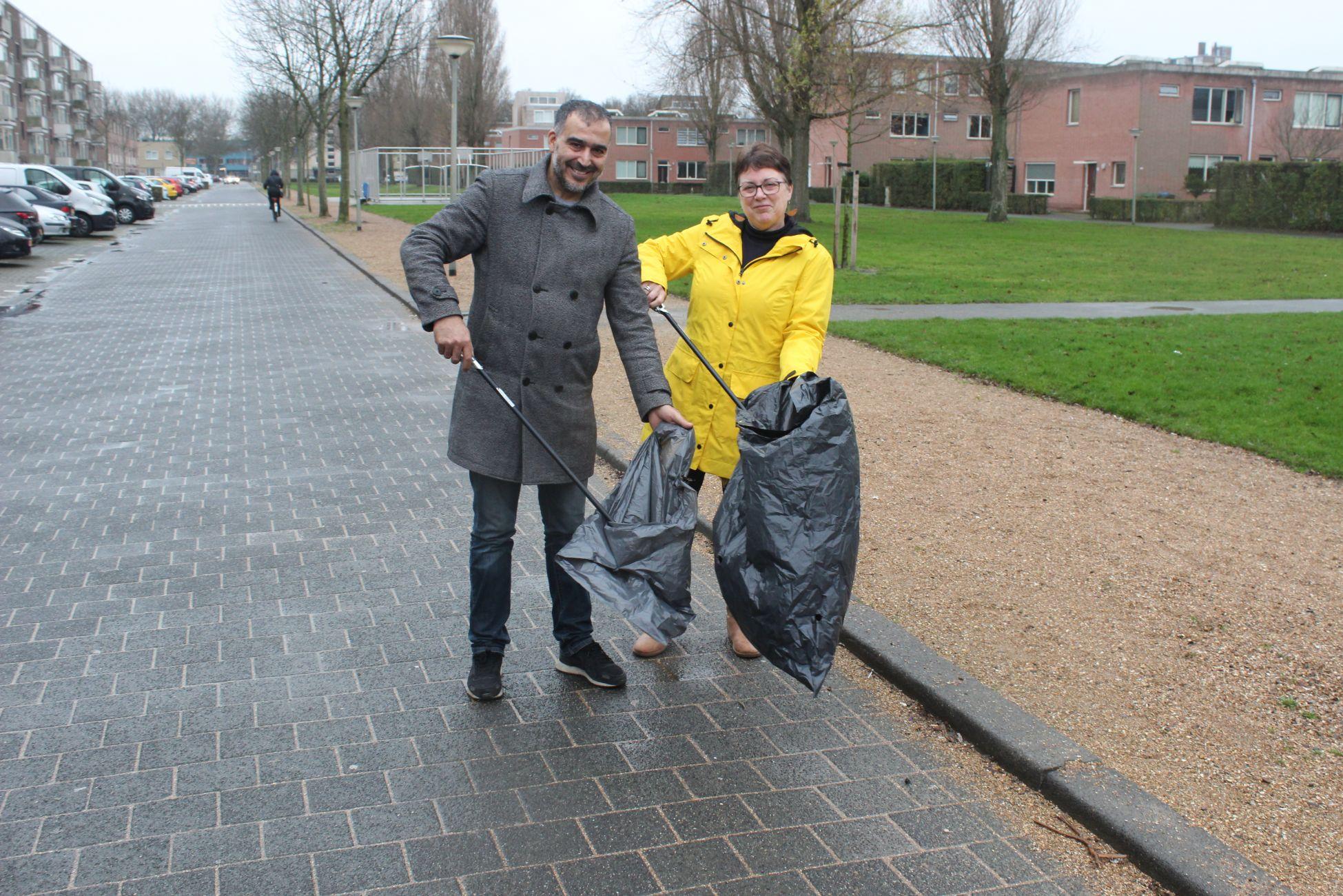 De bezem gaat door Vlaardingen: De Vlaardingen Schoon Challenge!