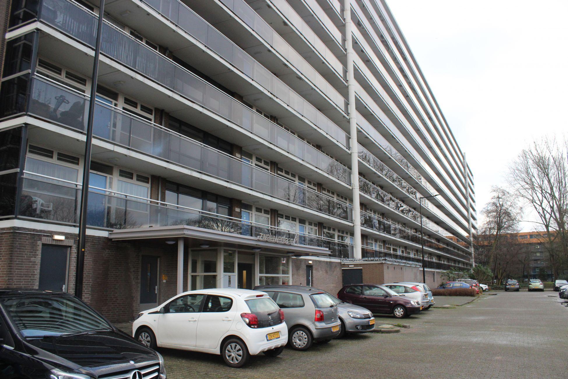 Twijfels over constructie: bouwkundig onderzoek flat Zwaluwenlaan