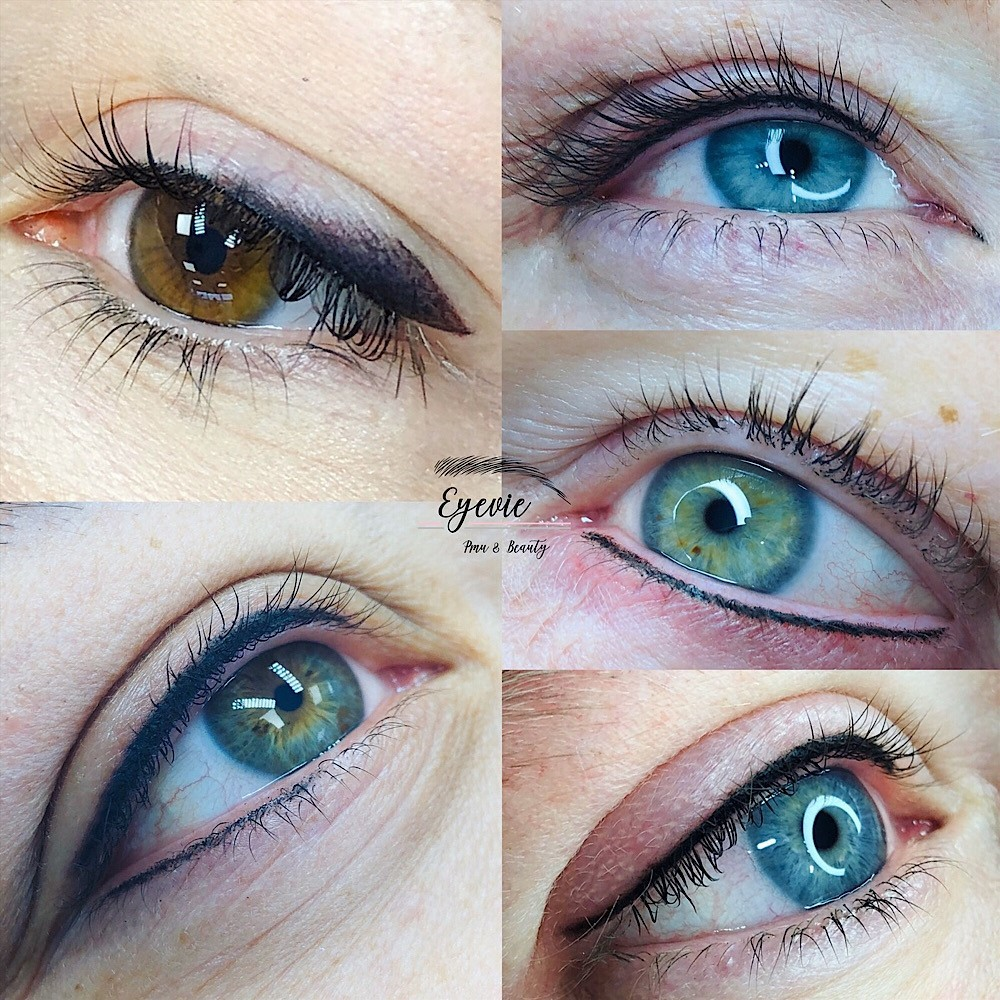 Permanente eyeliner bij Eyevie