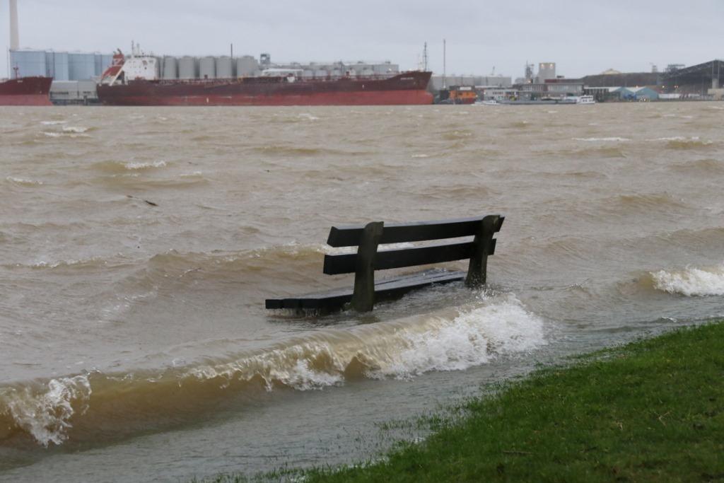 Ook vandaag: Hoogwater