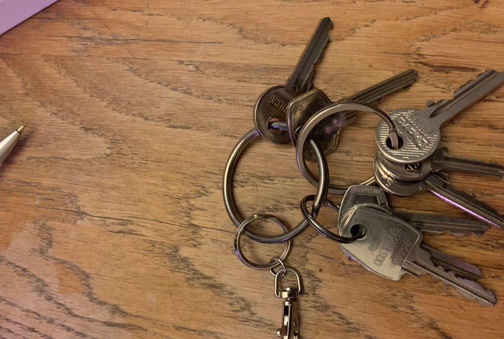Van wie zijn deze sleutels?