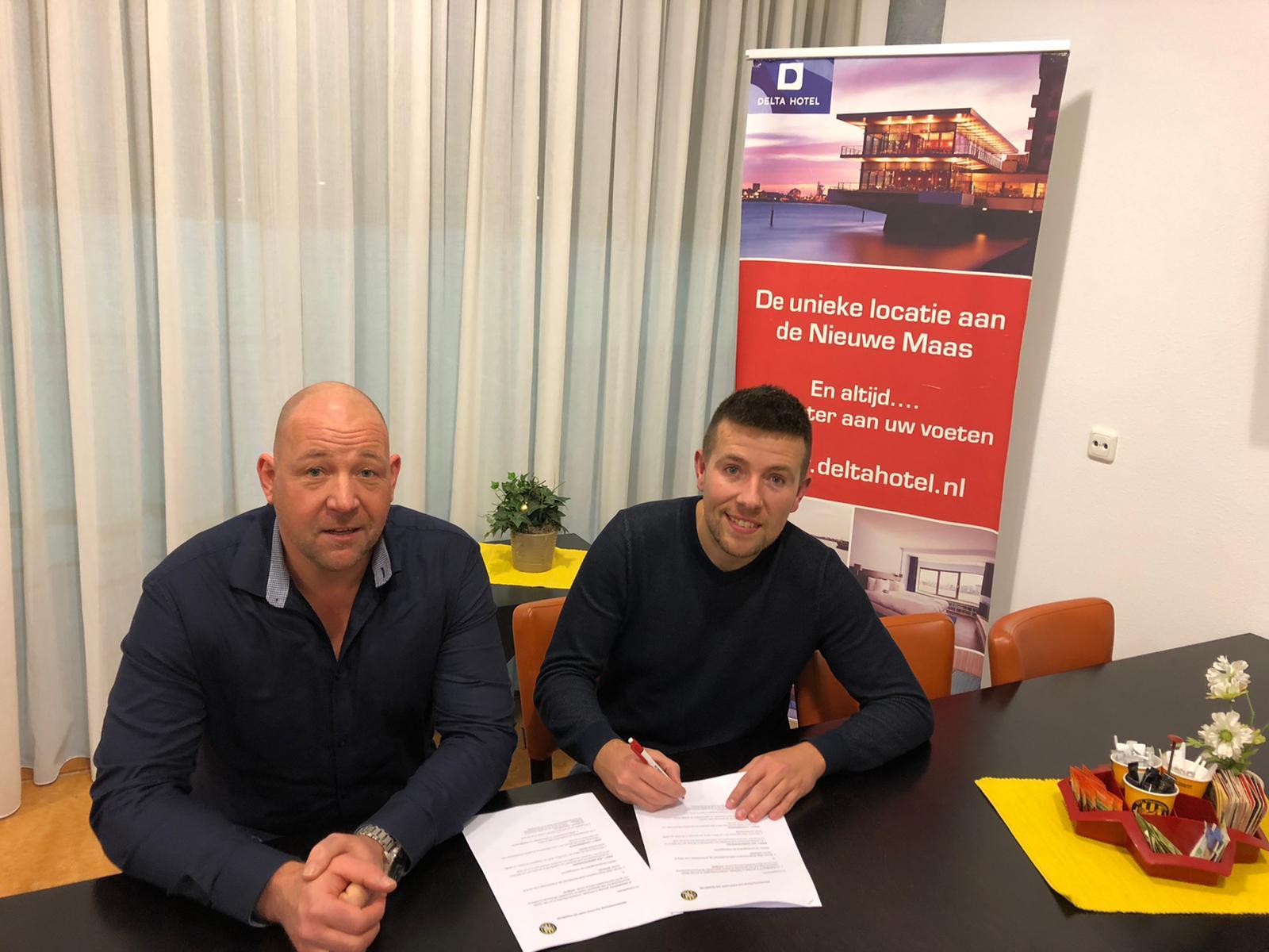 Jesper Gudde nieuwe hoofdtrainer VFC Zondagselectie
