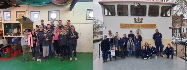 Vlaardingen Schoon Challenge: ook Scouting en Zeeverkenners doen mee!