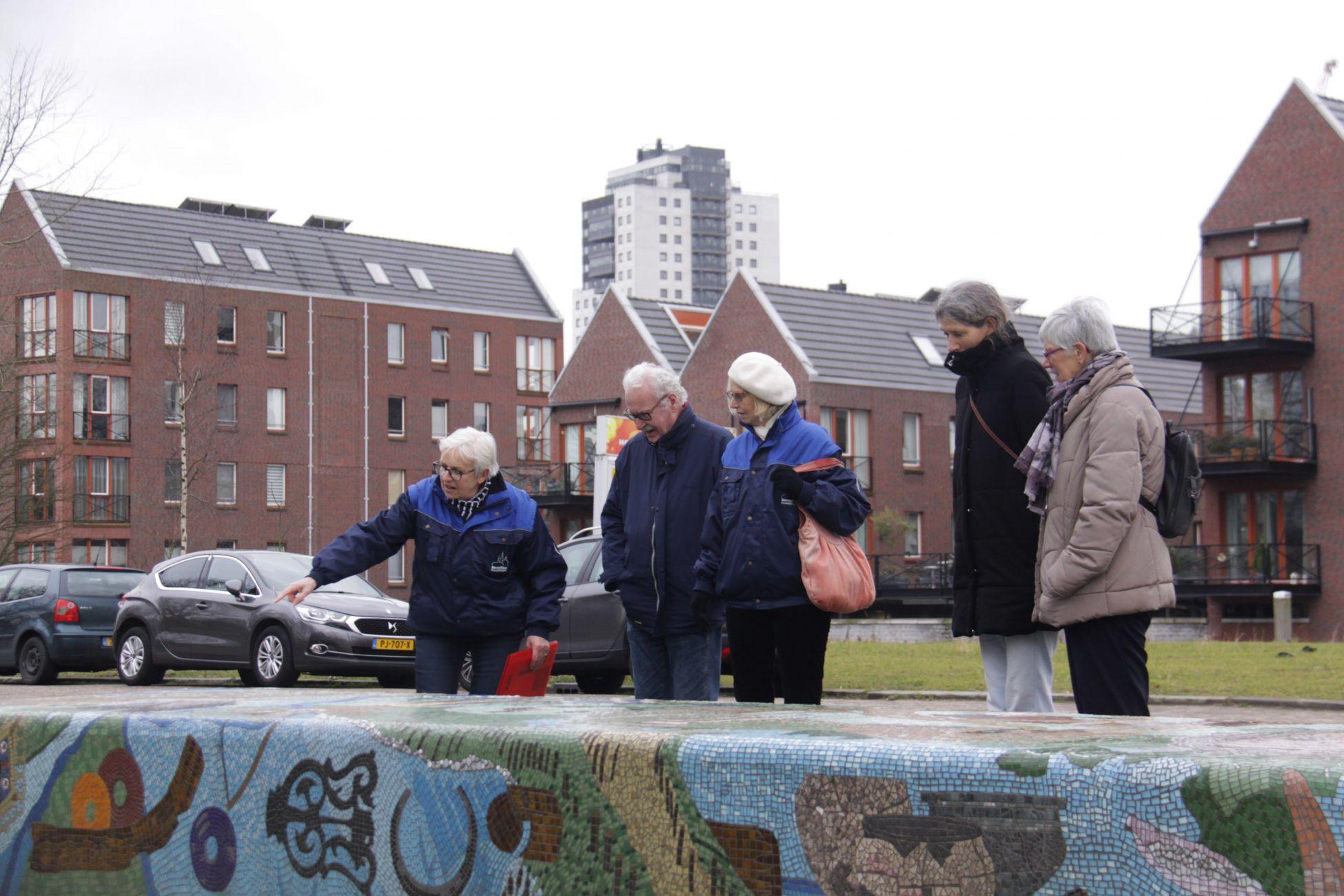 Stadswandeling Oostwijk