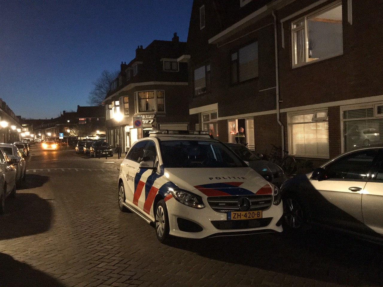 Drie jongens overvallen woning Verheijstraat