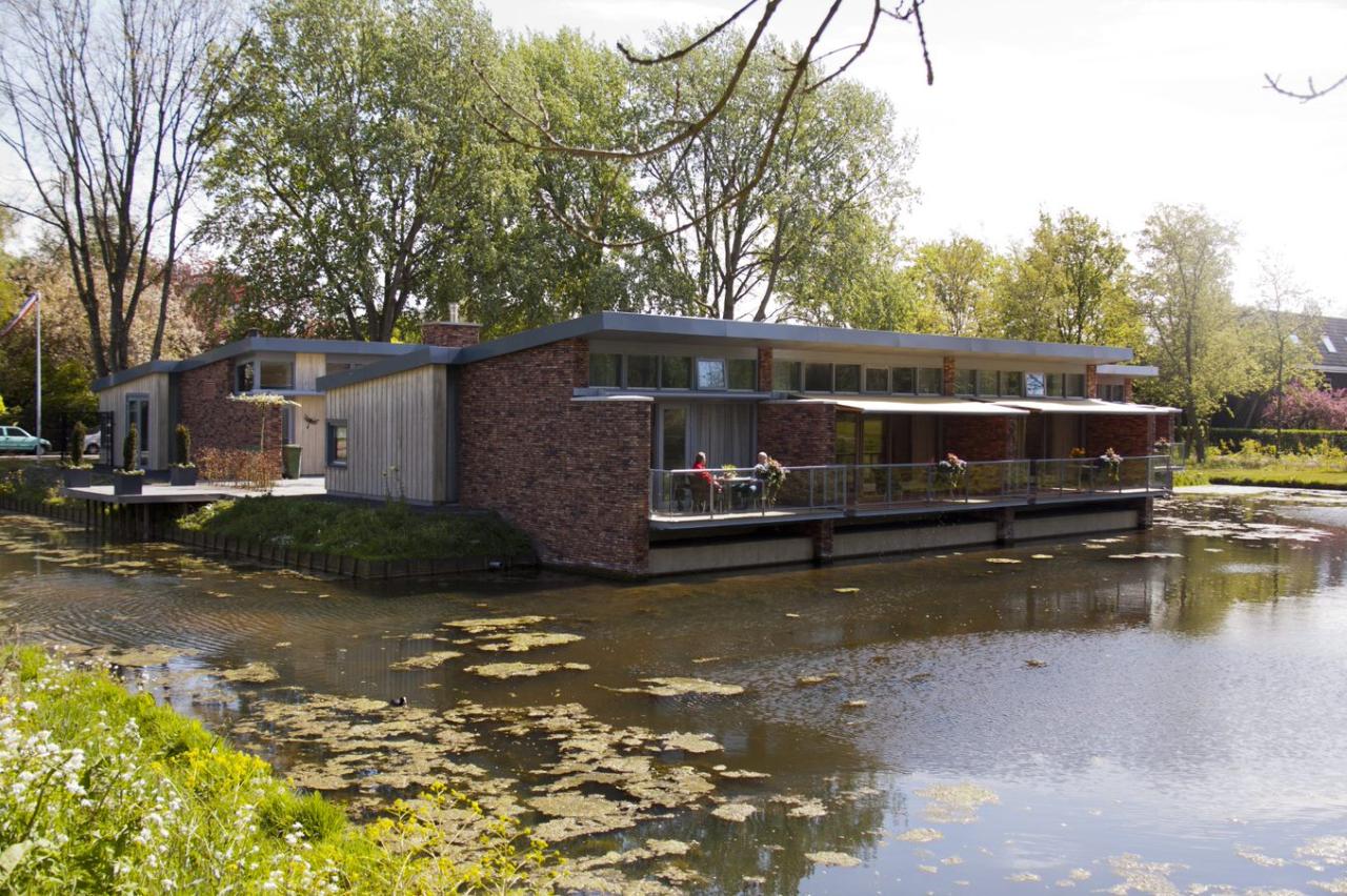Zorg voor de gasten centraal in hospice De Margriet