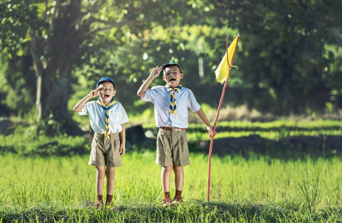 Eerste paal nieuwe Scoutcentrum: Komt allemaal niet!
