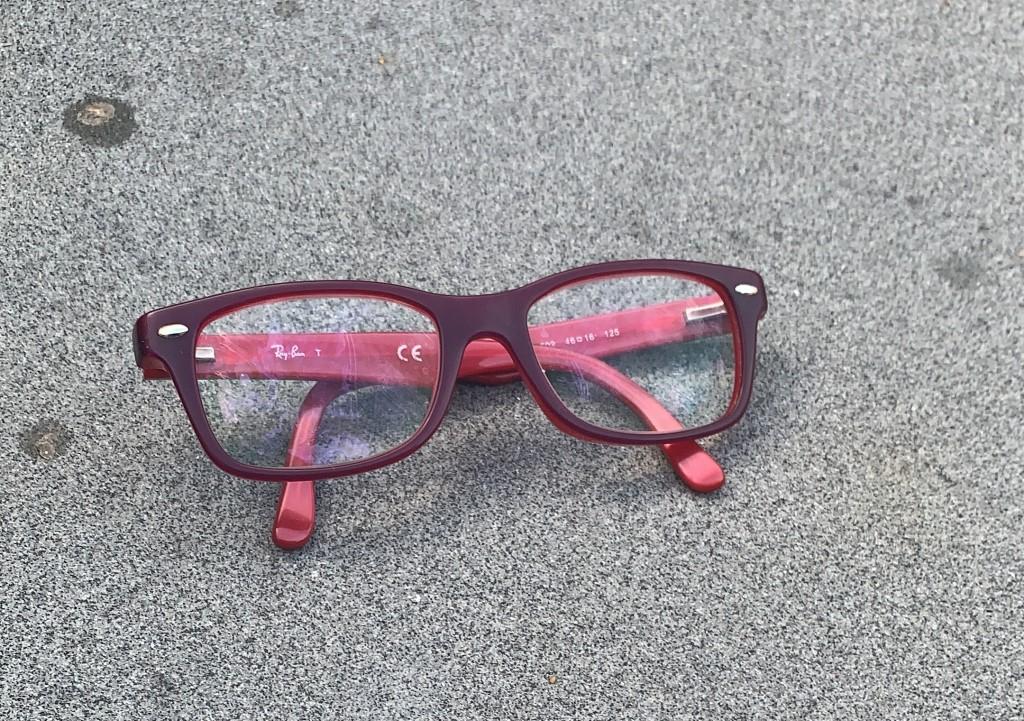 Kinderbril gevonden