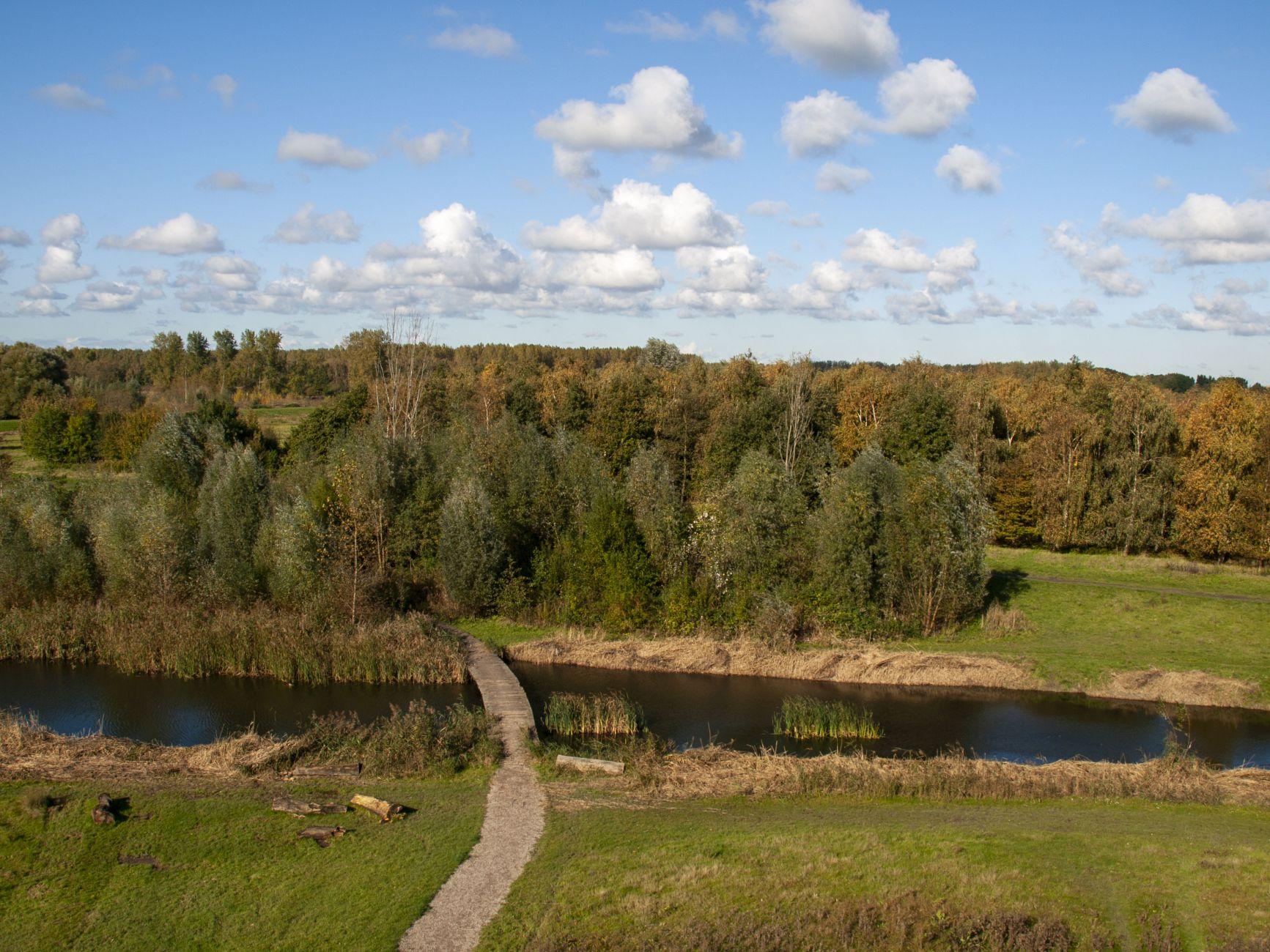 'Geen stenen in de polder'