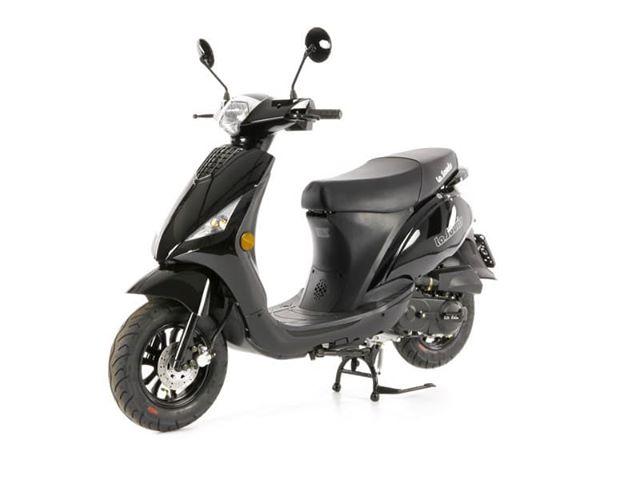 Wie heeft de scooter van Sabrina gezien?