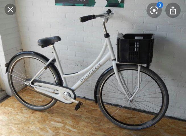 Da's balen: fiets gejat