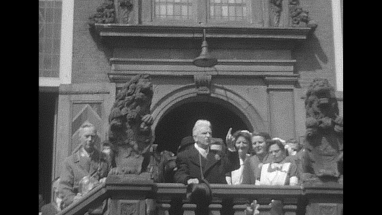 Pas ontdekte bevrijdingsfilm voor het eerst te zien in Museum Vlaardingen