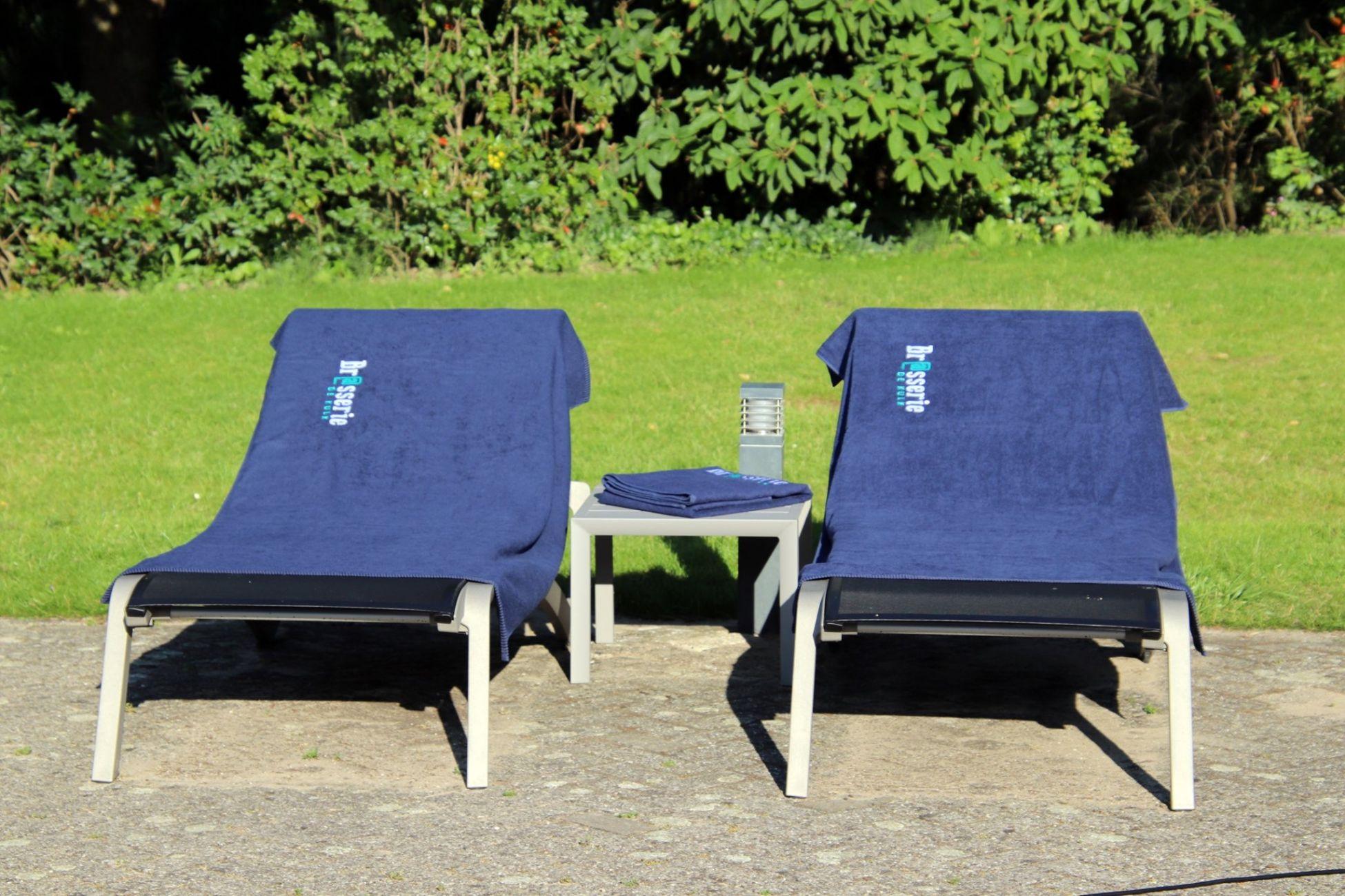 Terrassen en tuin de Kulk ook open voor niet-zwemmers
