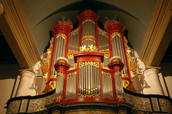 Orgelconcert Grote kerk