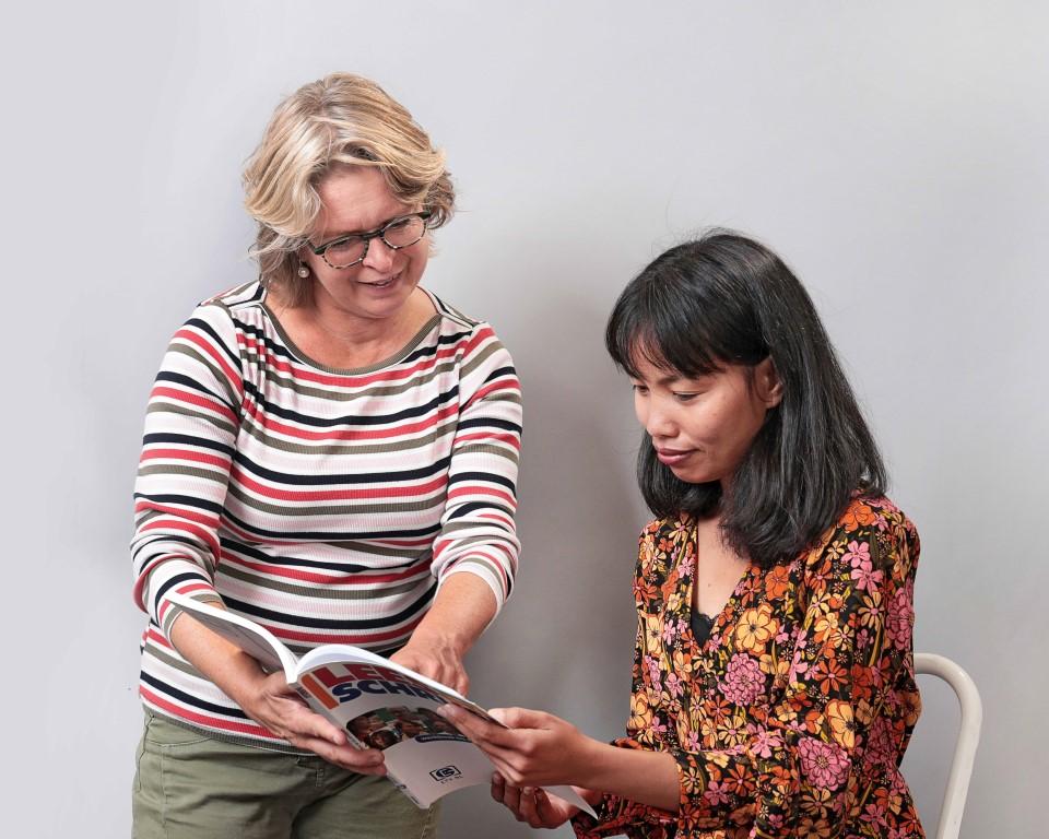 De Bibliotheek zoekt taalvrijwilligers
