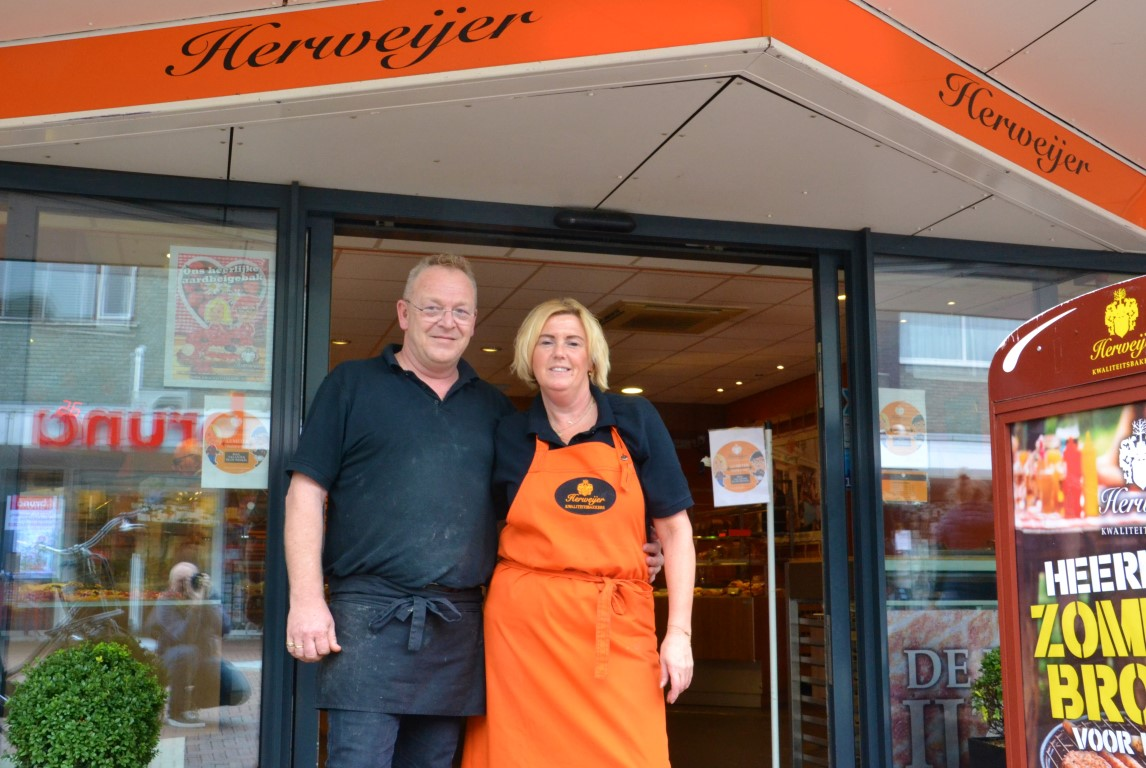 Herweijer Kwaliteitsbakkers brengt 'Open Bakkerij' naar Vlaardingen
