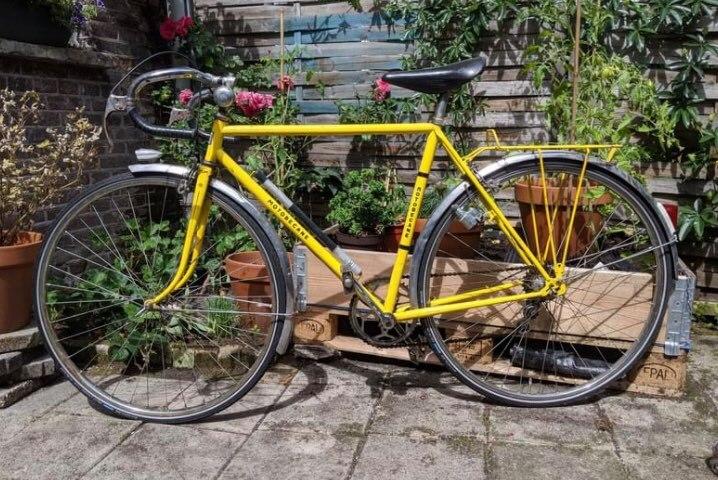 Motobecane fiets gestolen