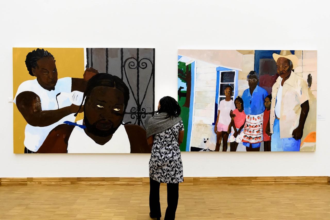 Kunstlezing 'Tell me your Story'