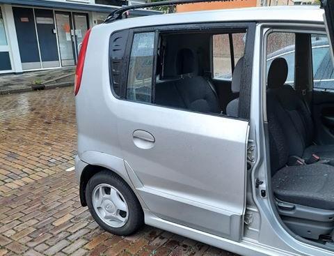 Auto-inbrekers zeer actief in Vlaardingen