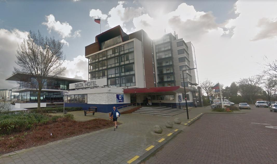 Delta Hotel niet gelukkig met autovrij park voor de deur