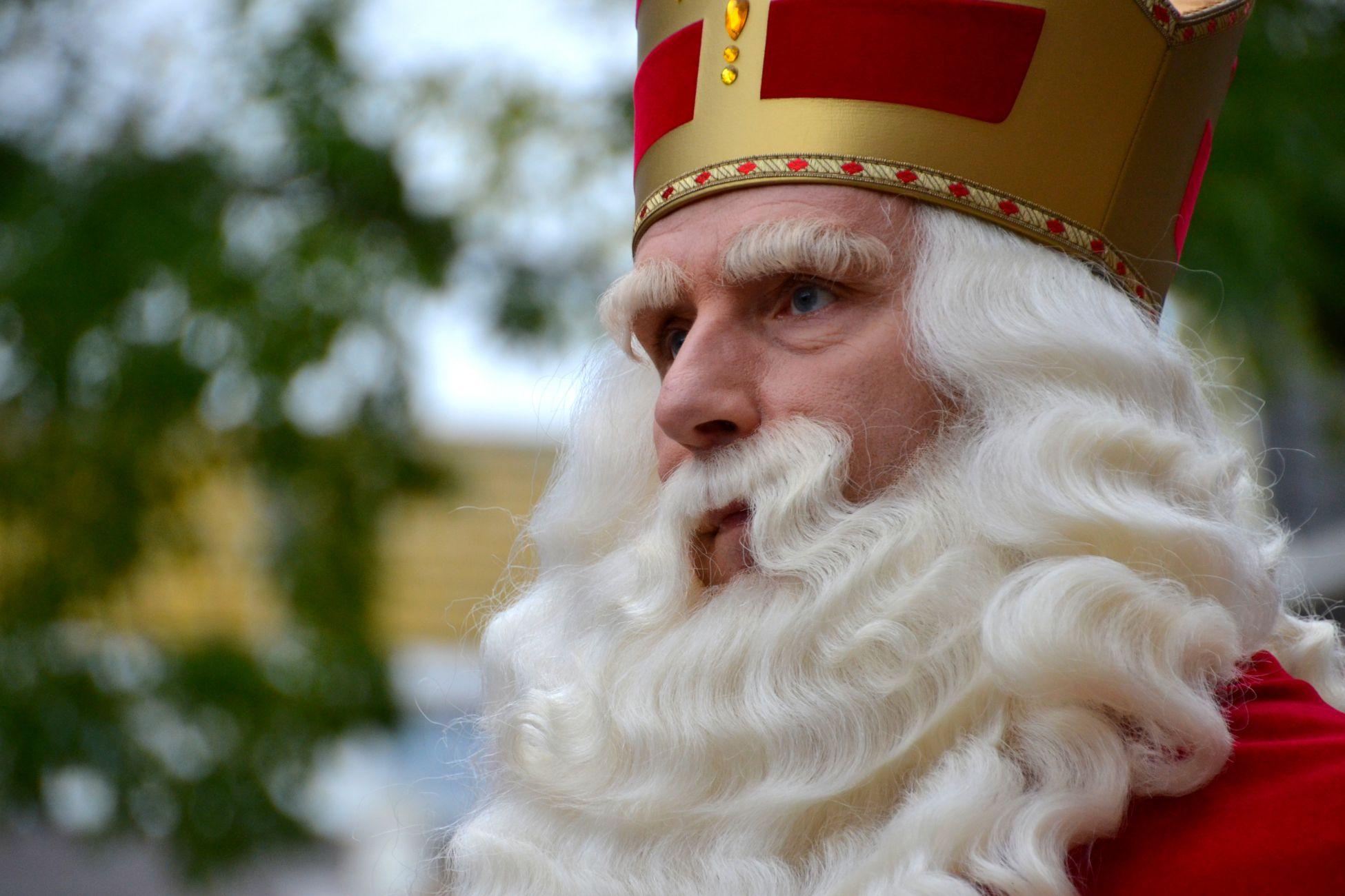 De Goede Sint trotseert veilig Corona