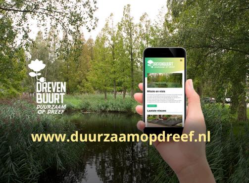 Duurzaam op Dreef komt met informatieve website