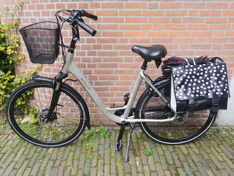 E-bike gestolen bij Hoogvliet supermarkt