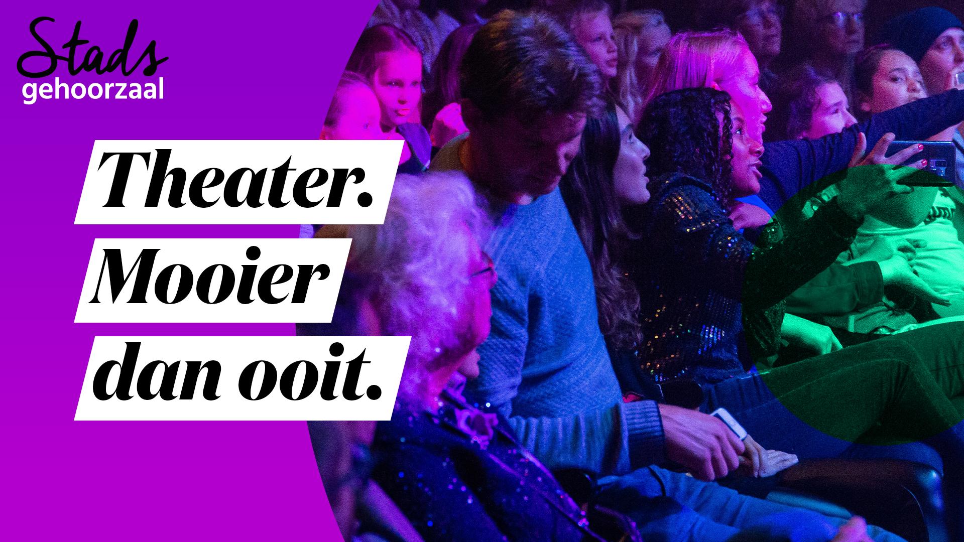 Albert Verlinde geeft startsein voor campagne 'Mooier dan ooit!'