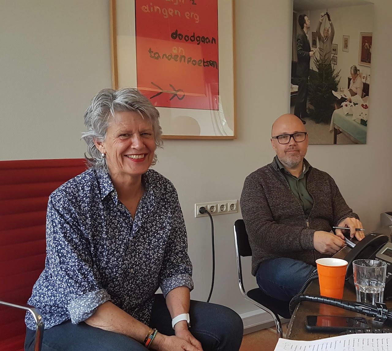 Helen Teunissen vindt in Christian van der Gaag opvolger met zelfde visie