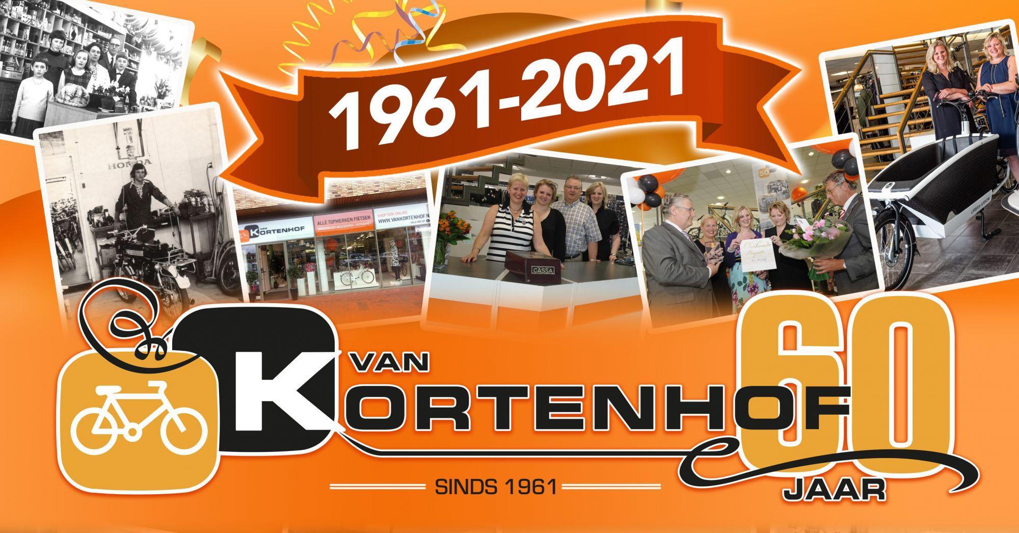 Van Kortenhof bestaat zestig jaar!
