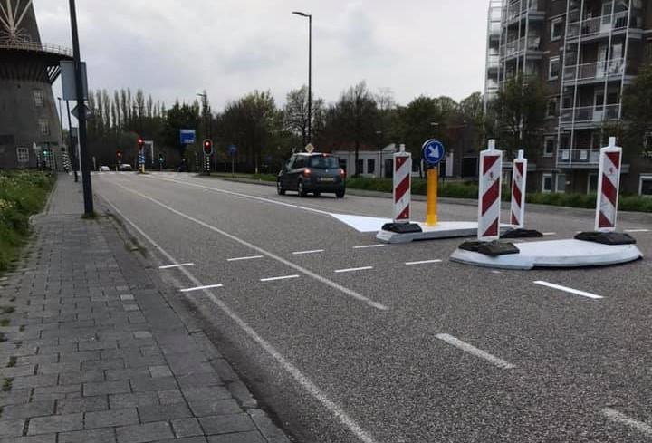 Gemeente: 'Werk aan Westlandseweg nog niet klaar'
