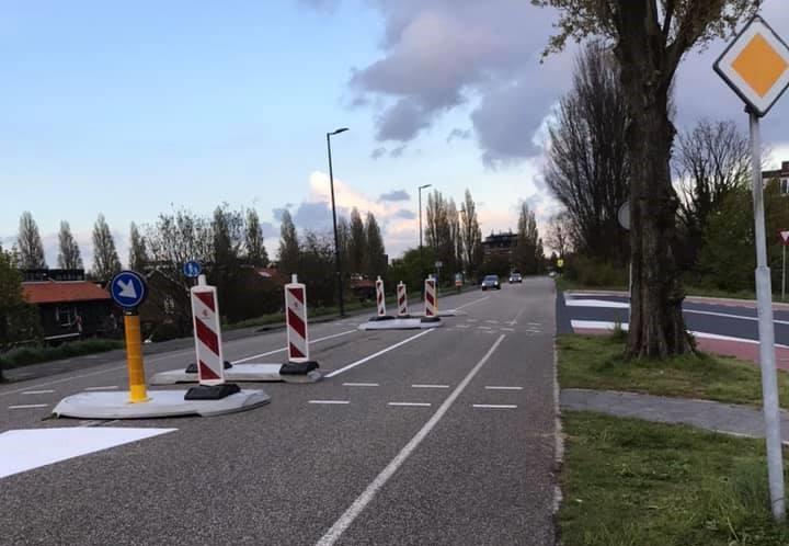 Politieke partijen sturen brandbrief over Westlandseweg
